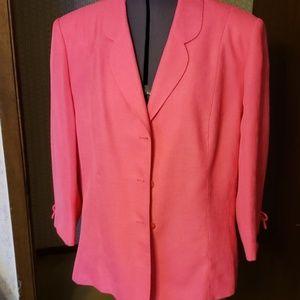 Jones Wear Skirts - Pink Jones Wear lined skirt suit